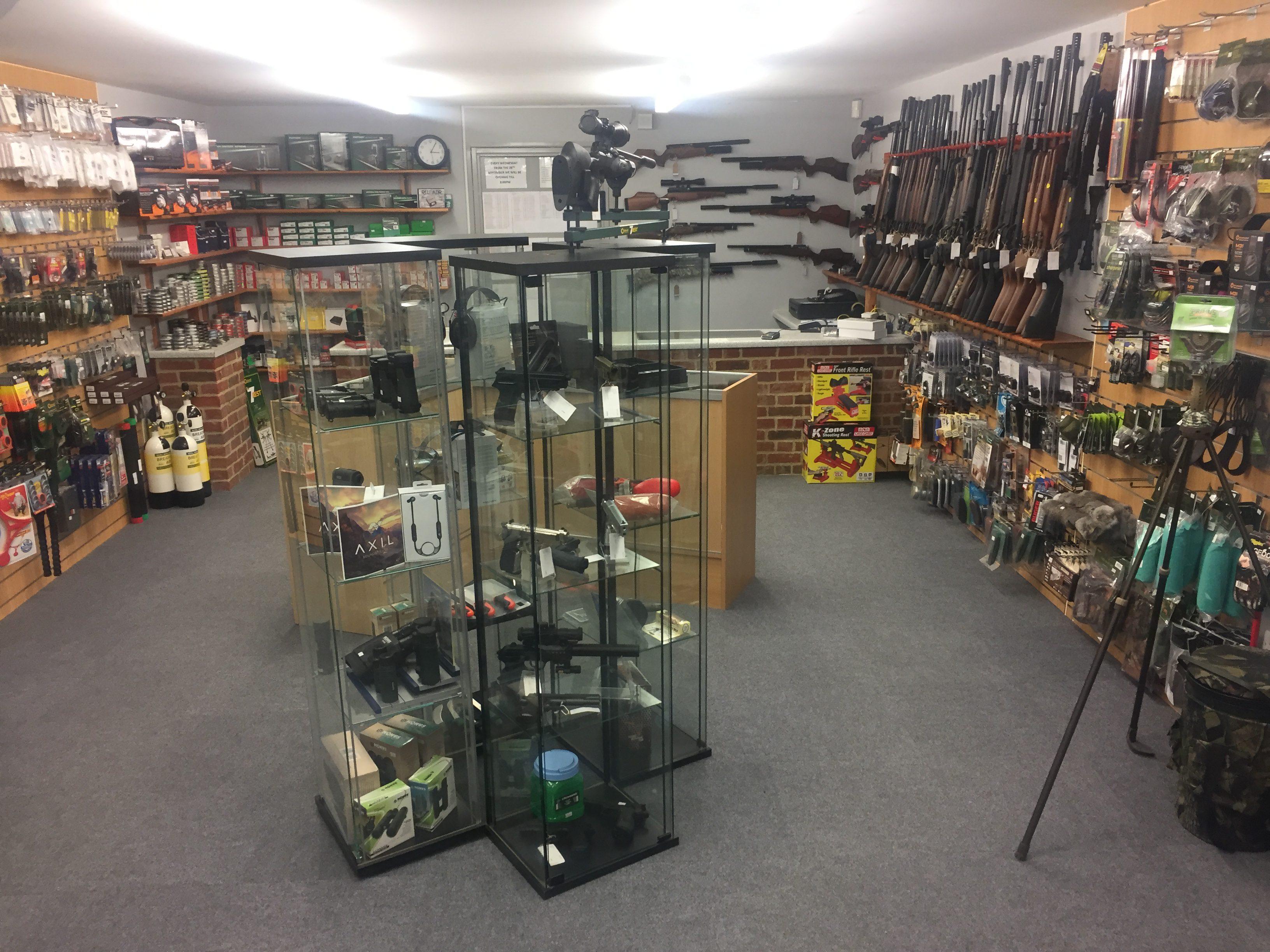 Mallard Barn Shop, Guns & Game Shooting Accessories